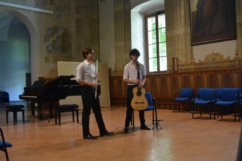 Concerto Flauto e Chitarra