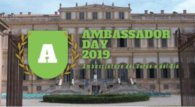 Monza, in Villa Reale 'Ambassador day': il premio dedicato alle eccellenze del green